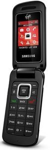 Virgin Mobile Samsung Entro Phone w/ Card