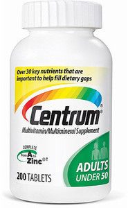 Centrum Multivitamins & Supplements w/ Card