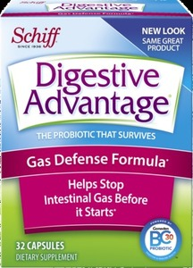 Schiff Digestive Advantage Gas Defense Formula After  Register Rewards