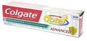 Colgate Total, Max Fresh or Clean Toothpaste w/ Card After Register Rewards