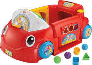 Fisher-Price Laugh & Learn Crawl Around Car