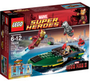 Lego Super Heroes Building Sets