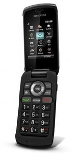 Boost Mobile Kyocera Coast Flip Cell Phone