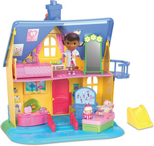 Doc McStuffins Magic Talkin Clinic Playhouse