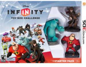 Disney Infinity Starter Pack (3DS)