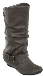 Arizona Glenna Girls Wedge Boots