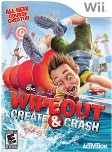 Wipeout Create and Crash (Nintendo Wii)