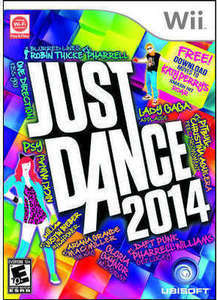 Just Dance 2014 (Wii) + $10 Gift Card