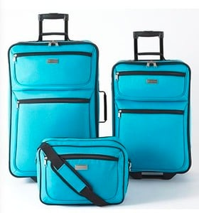 Protocol 3 Piece Luggage Set