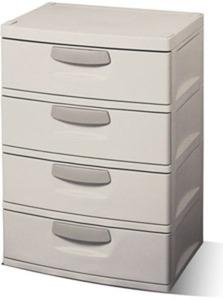 Sterilite 4-Drawer Storage (Friday Only)