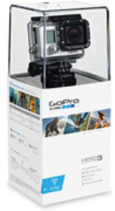 GoPro Hero 3: White Edition
