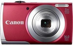 Canon PowerShot A2500 16 MP Digital Camera