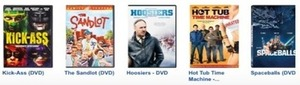 Select DVD Titles