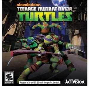 Teenage Mutant Ninja Turtles (3DS)