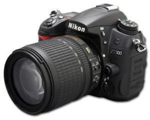 Nikon D700 DSLR Camera with AFS DIX NIKKOR