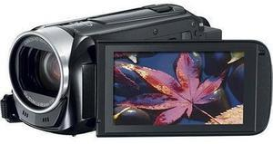 Canon - VIXIA HF R400 HD Flash Memory Camcorder + Free 32GB Memory Card