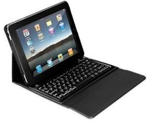 Innovative Technology iPad Case w/ Bluetooth Keyboard