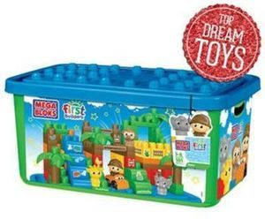 Mega Bloks First Builders Tub