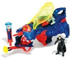 Superman Man of Steel Playset