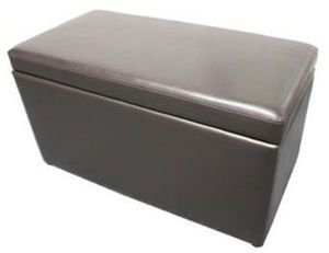Spencer Shoe Storage Ottoman