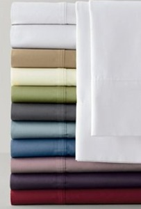 400-thread count Sheet Set From Sonoma Life + Style