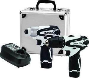 Makita 12-Volt Max Lithium-Ion Cordless Combo Kit (2-Tool)