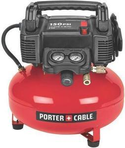 Porter Cable 6-gallon Oil-Free Compressor