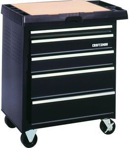 Craftsman  5-Drawer Powered Basic Project Center