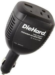 DieHard 140-Watt Power Inverter w/ Built-in USB Port