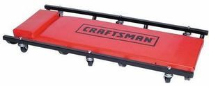 Craftsman  36 in. Creeper, Metal Frame