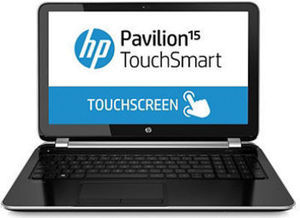 "HP Pavilion 15-n047cl 15.6"" Touchscreen Laptop w/ 6GB Mem + 750GB HDD"