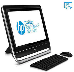 "HP Pavilion 23-f317c 23"" Touchscreen Desktop w/ 6GB Mem & 1TB HDD"