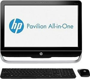 "HP 23"" All-in-One Desktop w/ AMD APU"