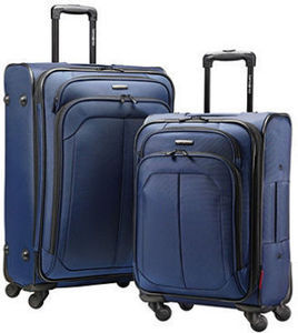 Samsonite 2-pc. Softside Spinner Luggage Set