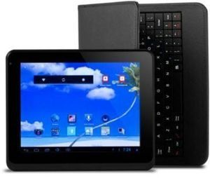 "Proscan 8"" 4GB Android Jellly Bean Tablet w/ Case & Keyboard"