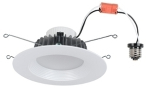 "Utilitech Pro 5"" or 6"" 65W LED Recessed Light"