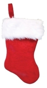 Holiday Living 20-in. Polyester Christmas Stocking