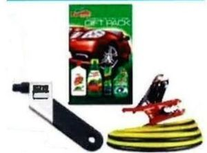 Accutire Digital Tire Guage, DieHard Booster Cable or Turtle Wax Gift Set