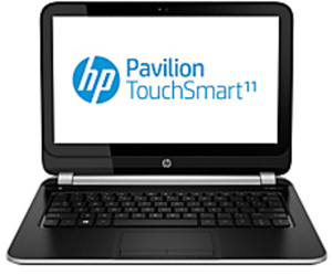 HP Pavilion TouchSmart Laptop w/ AMD Quad-Core CPU