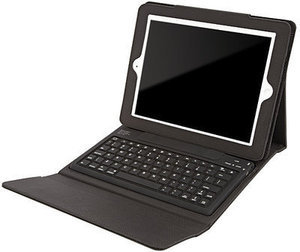 Bluetooth Case w/ Keyboard for iPad