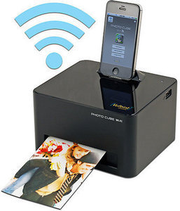 VuPoint Solutions Wi-Fi Portable Photo Printer