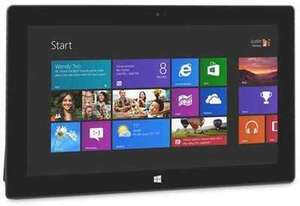 Microsoft Surface RT Tablet w/ Touch Color