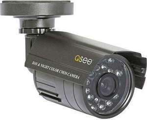 Q-See 16 Channel 8 Camera Remote Monitoring System (After Rebate)