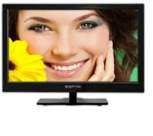 "Sceptre E243 23"" 1080p 60Hz LED HDTV After Rebate"