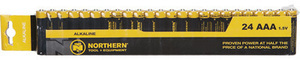 Northern Tool + Equipment AAA Alkaline Batteries  24-Pk.