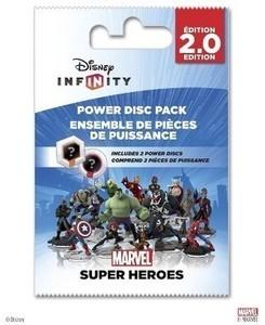 Disney Infinity Marvel Super Heroes Power Disk Pack