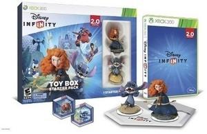 Disney Infinity: Toy Box Starter Back 2.0 Edition (Xbox 360)