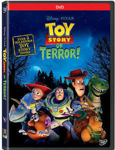 Disney Pixar Toy Story of Terror! DVD