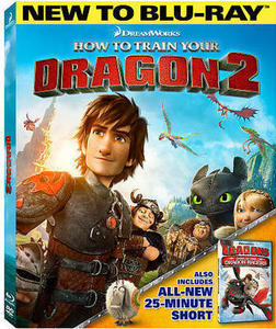 How to Train Your Dragon-2 Blu-Ray