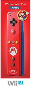 Wii Remote Plus Mario Edition